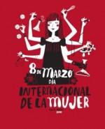 Cartel Día de la Mujer del Ayuntamiento de Gijón